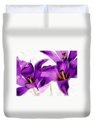Tulips - Perfect Love - Photopower 2081 Duvet Cover