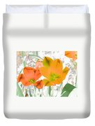 Tulips - Perfect Love - Photopower 2084 Duvet Cover