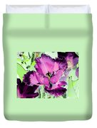 Tulips - Perfect Love - Photopower 2093 Duvet Cover