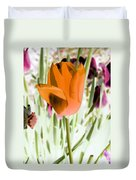 Tulips - Perfect Love - Photopower 2105 Duvet Cover
