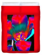 Tulips - Perfect Love - Photopower 2155 Duvet Cover