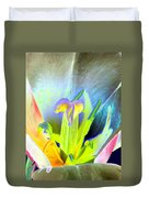 Tulips - Perfect Love - Photopower 2161 Duvet Cover
