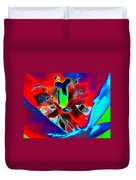 Tulips - Perfect Love - Photopower 2171 Duvet Cover
