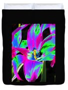 Tulips - Perfect Love - Photopower 2175 Duvet Cover