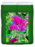 Tulips - Perfect Love - Photopower 2184 Duvet Cover