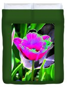 Tulips - Perfect Love - Photopower 2190 Duvet Cover