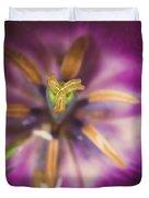 Tulips Star Duvet Cover