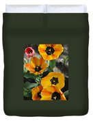 Tulips Tp Duvet Cover