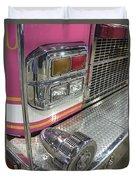 Tulsa Fire Department At State Fair P5 Duvet Cover