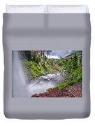 Tumalo Creek Duvet Cover