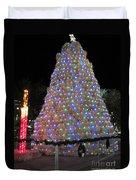 Tumbleweed Christmas Tree Duvet Cover