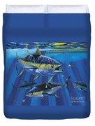 Tuna Blitz Off0039 Duvet Cover