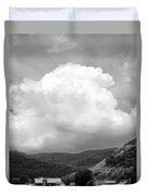 Tunbridge Vermont Storm Cloud Open Edition Duvet Cover