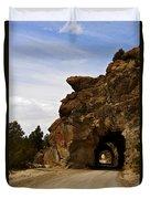 Tunnel Road Duvet Cover