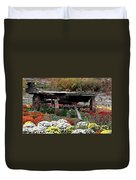 Tunnel To Fall Duvet Cover