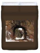Tunnel Vision Duvet Cover