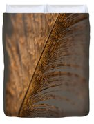 Turkey Feather Duvet Cover