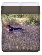 Turkey Vulture 2 Duvet Cover