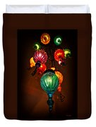 Turkish Lights Duvet Cover
