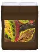 Turning Leaves 2 Duvet Cover