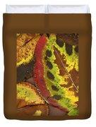 Turning Leaves 3 Duvet Cover