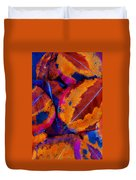 Turning Leaves 5 Duvet Cover by Stephen Anderson