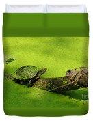 Turtle-190 Duvet Cover
