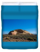 Turtle Mountain Duvet Cover
