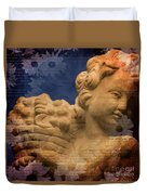 Tuscan Angel Duvet Cover