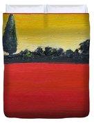 Tuscan Sunrise Duvet Cover