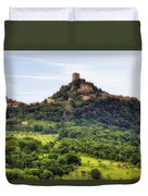 Tuscany - Castiglione D'orcia Duvet Cover