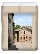 Tuscany Street Duvet Cover