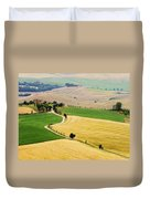 Tuscany Summer Duvet Cover