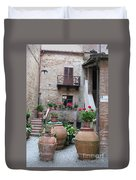 Tuscany Yard Duvet Cover