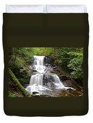 Tuscarora Falls Duvet Cover