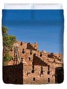 Tuzigoot Native American Ruins Arizona 1 Duvet Cover