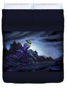 Twilight Hour Duvet Cover