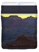 Twilight Mather Point  Duvet Cover