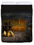 Twilight Of The Evening Duvet Cover by Veikko Suikkanen