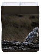Twilight Owl Duvet Cover