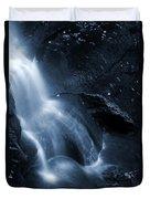 Twilight Waterfall Duvet Cover