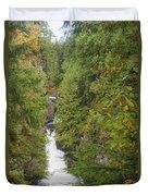 Twin Falls Cascade II Duvet Cover