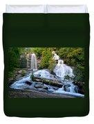 Twin Falls South Carolina Duvet Cover