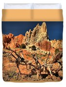 Twisted And Colorful Duvet Cover