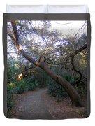 Twisted Oaks 1 Duvet Cover