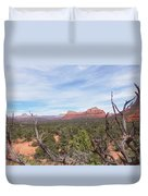 Twisted Tree View Duvet Cover