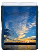 Twister Cloud Duvet Cover