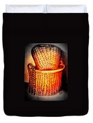 Two Baskets Duvet Cover