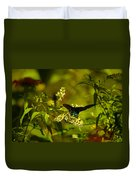 Two Beautiful Creations Duvet Cover