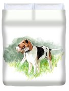Two Hounds Duvet Cover